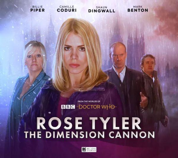 Doctor Who: lo spin-off mai realizzato su Rose Tyler diventa un audio drama 2