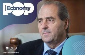Antonio Di Pietro su Pop Economy