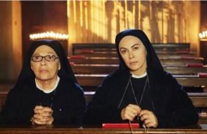 Elena Sofia Ricci e Valeria Fabrizi Che Dio ci aiuti 5