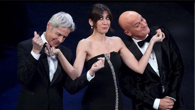 I conduttori del Festival di Sanremo