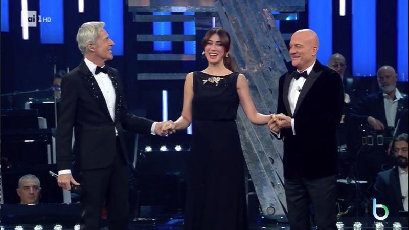 Sanremo seconda serata auditel copy
