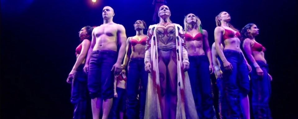 Cirque du Soleil- Delirium Sky Uno