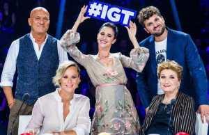 Italia's got talent Sky Uno