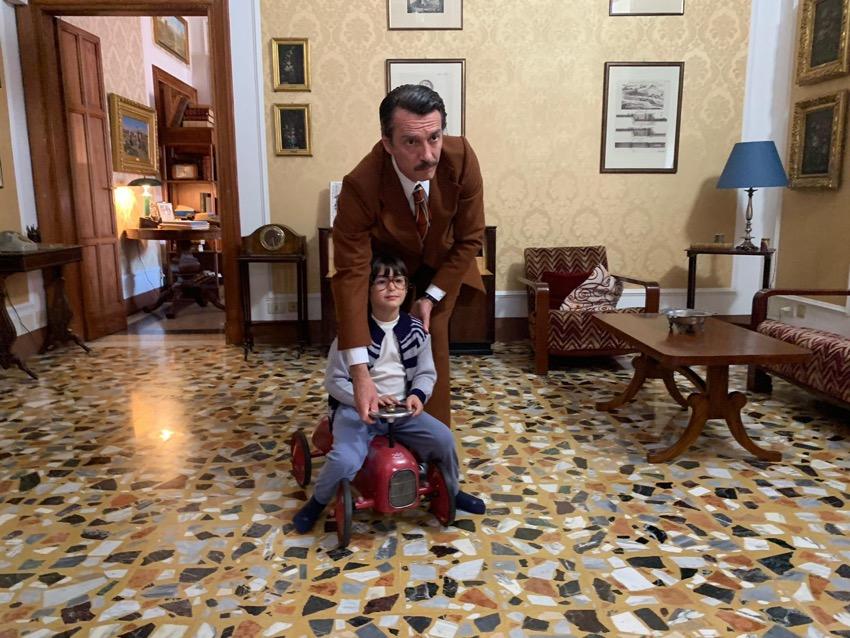 Alessio Boni é Giorgio Ambrosoli