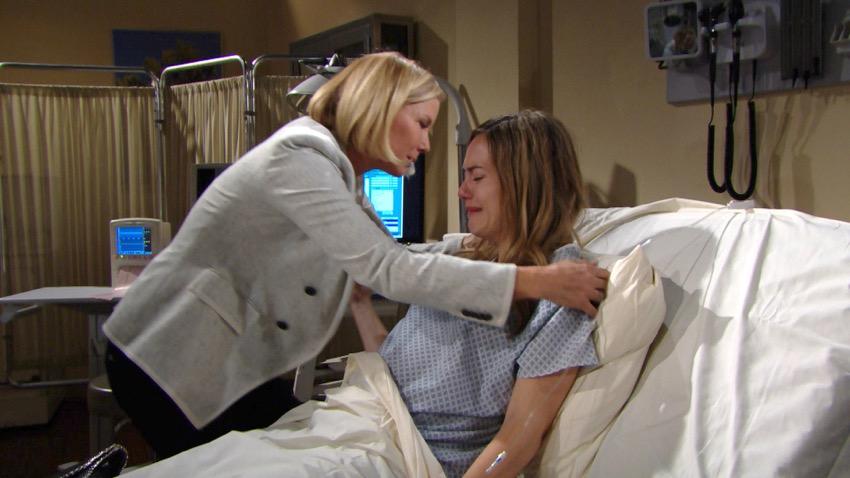 Brooke consola Hope