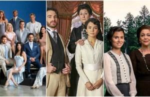 Beautiful, Una vita, Il segreto Canale 5