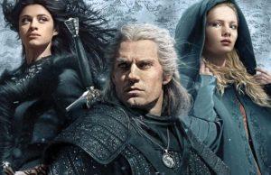 The Witcher è la terza serie di maggior successo negli USA, dopo Stranger Things e The Mandalorian 9