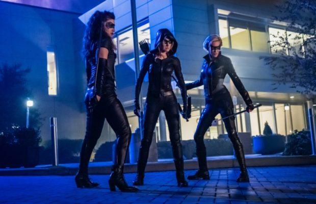 Green Arrow and The Canaries: le prime immagini dello spin-off di Arrow 1