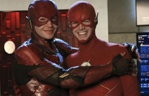 Crisi sulle Terre Infinite: il cameo di Ezra Miller è un'idea di Warner Bros. 8