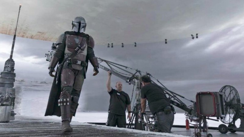The Mandalorian: la rivoluzionaria tecnologia StageCraft in un video