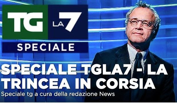 Speciale Tg La7 in prima serata