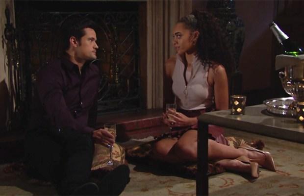 Thomas corteggia Zoe