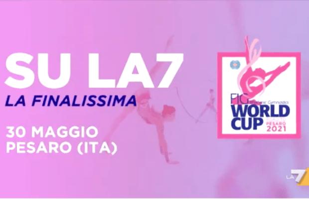 world Cup ritmica La7