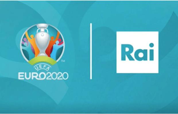 Euro 2020 Europei di calcio Rai Uno