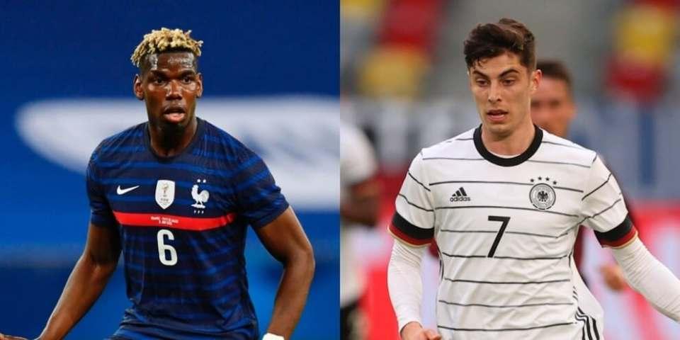 Francia Germania Euro 2020 Rai Uno