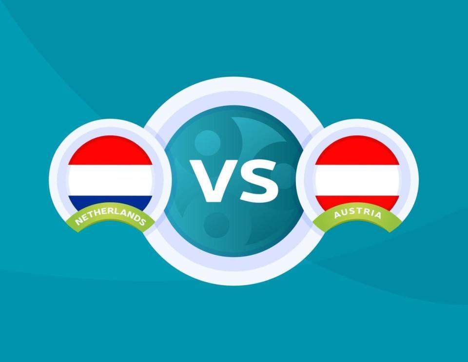 Olanda Austria euro 2020 Rai Uno