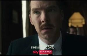 L'ombra delle spie Sky Original Sky cinema