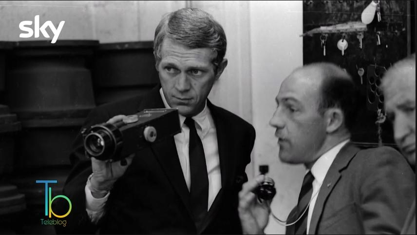 Steve McQueen - il film perduto Sky Documentaries