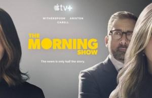 The morning show 2 Appletv+ poster