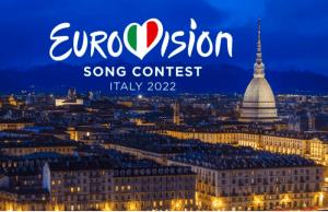 Eurovision song contest 2022 a Torino