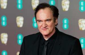 Quentin Tarantino a Che tempo che fa rai tre