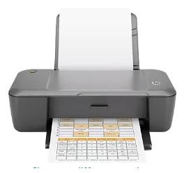 HP Deskjet 1000 J110a