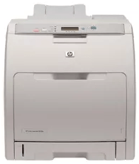 HP Color LaserJet 3000n