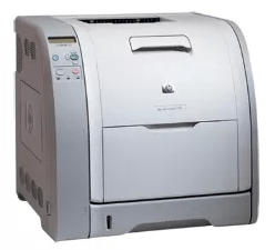 HP Color LaserJet 3500n