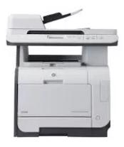 HP Color LaserJet CM2320n