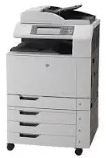 HP Color LaserJet CM6040 MFP