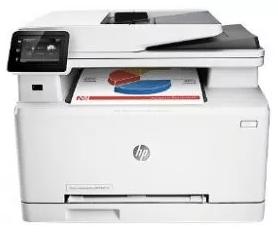 HP Color LaserJet Pro MFP M277n