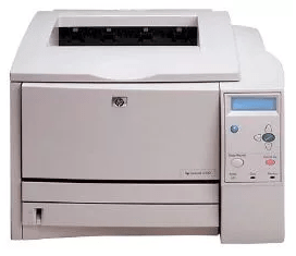 HP LaserJet 2300d