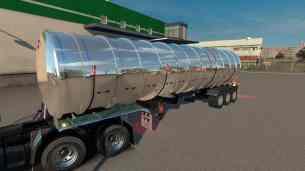 Euro Truck Simulator 2 citerne