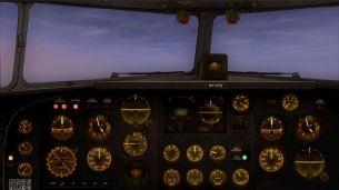Flight simulator x 5