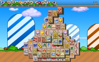 Mahjong In Poculis-