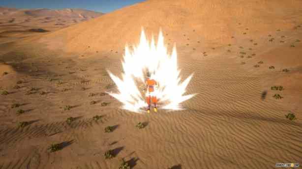 DragonBall Unreal-3