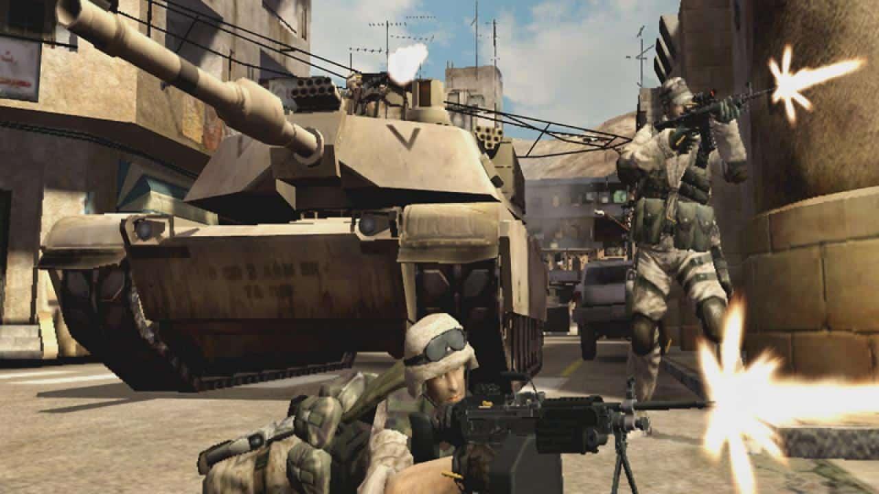 Battlefield 2-2