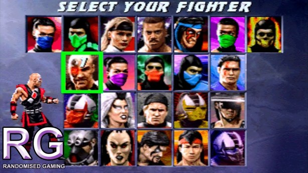 Ultimate Mortal Kombat 3-2
