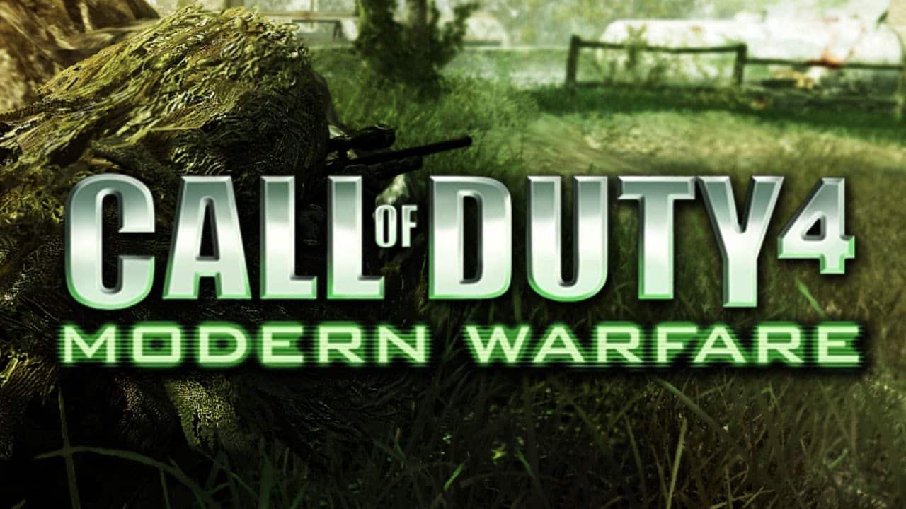 Call of Duty 4 Modern Warfare-1