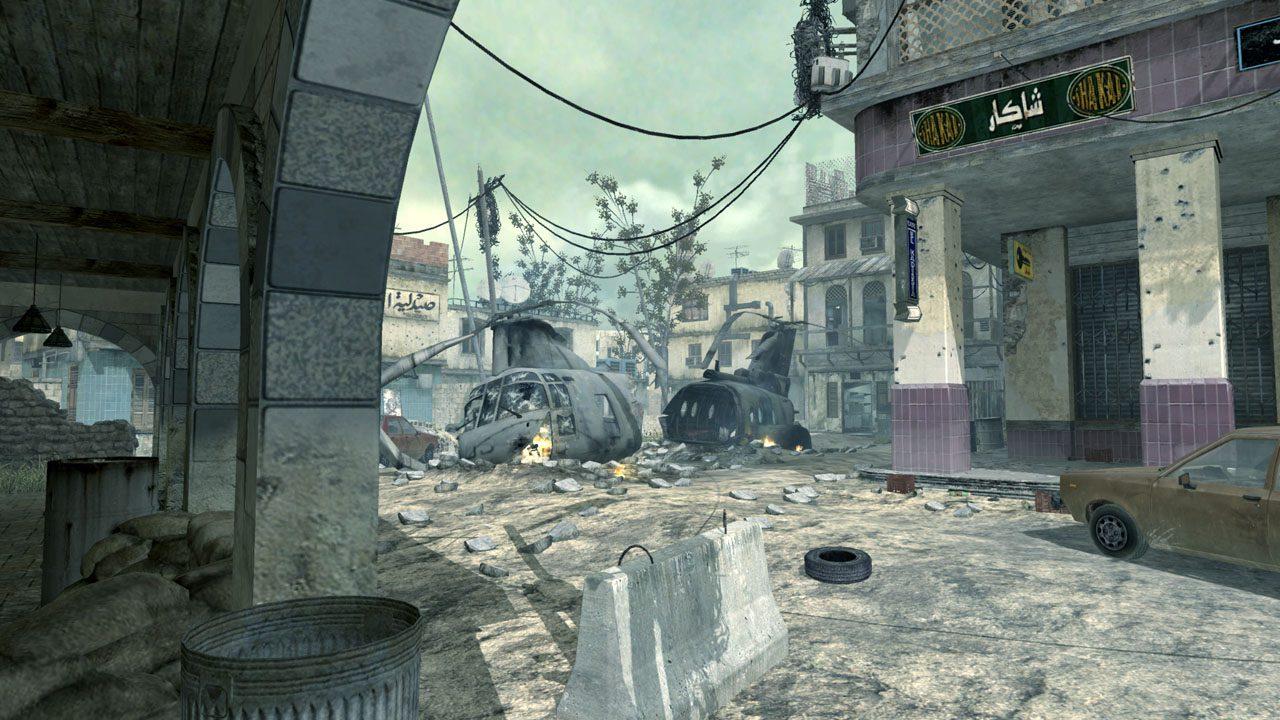 Call of Duty 4 Modern Warfare-5