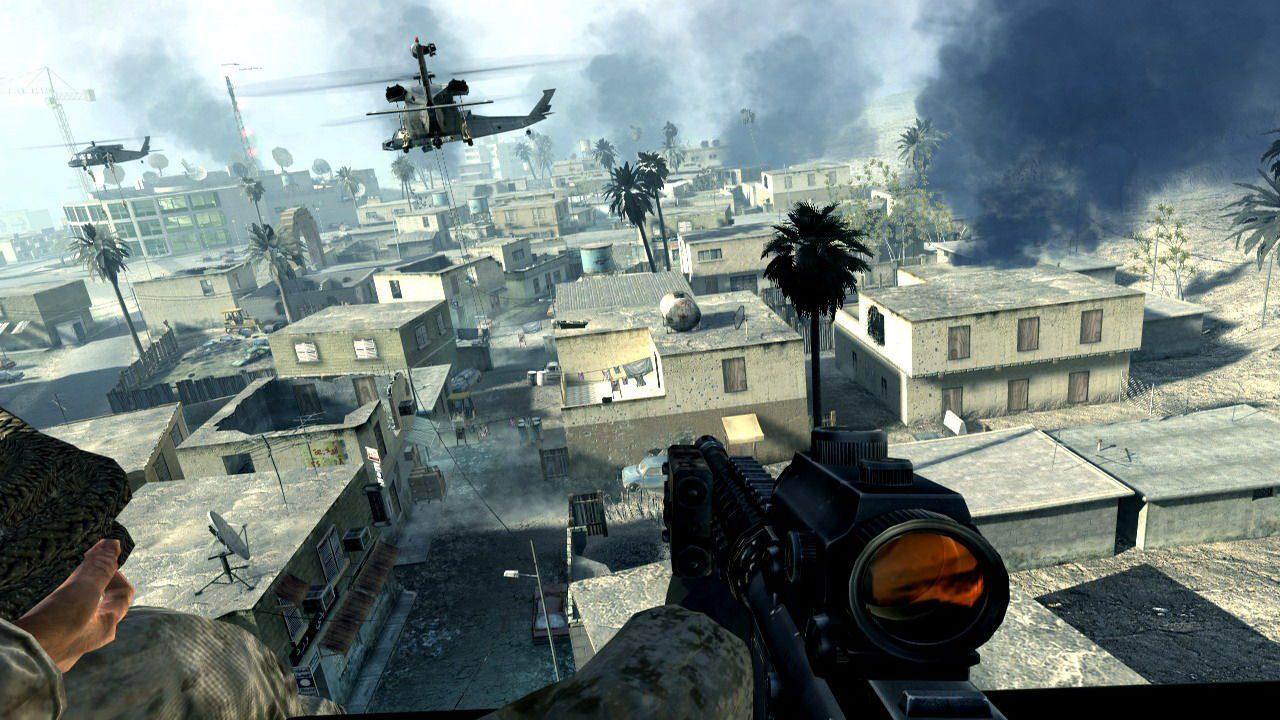 Call of Duty 4 Modern Warfare-7