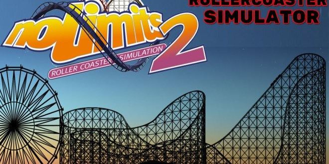 NoLimits Rollercoaster Simulation 2