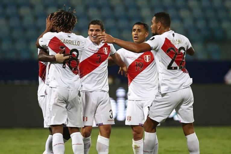 Peru predicted lineup vs Brazil
