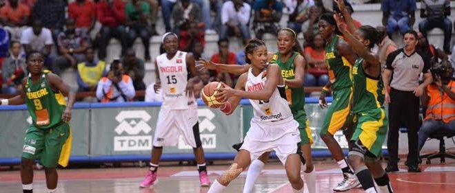 Afrobasket 2017 22 Joueuses Prslectionnes Pour