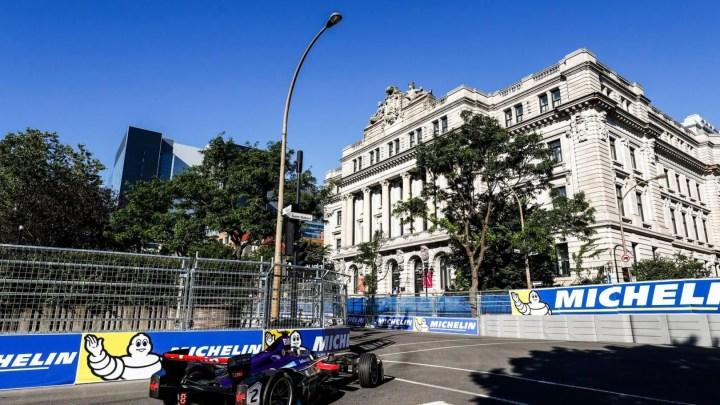 Formula E, ePrix di Roma live su Italia 1