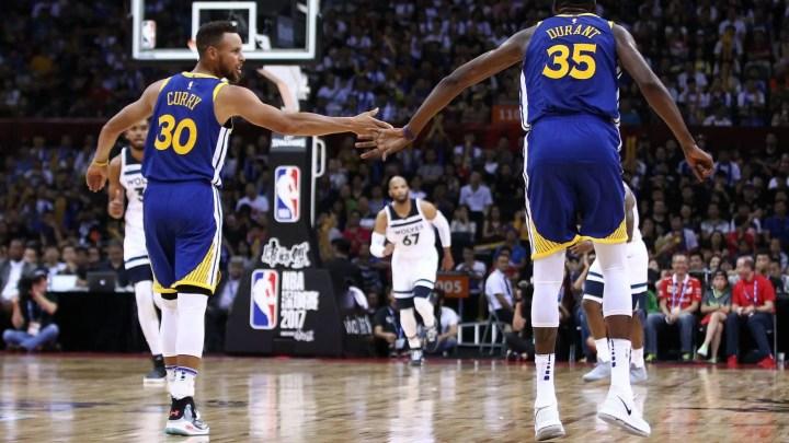NBA, rinnovi importanti in casa OKC e GSW