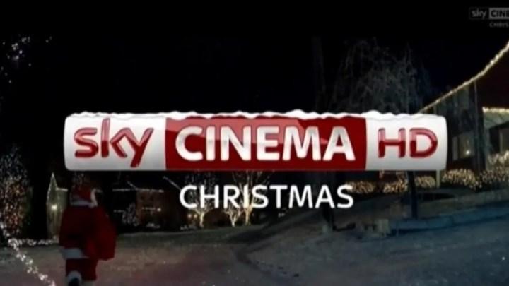 Sky, al canale 304 arriva Sky Cinema Christmas