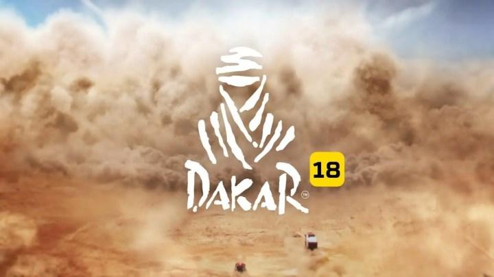 Dakar 18, il nuovo gioco ispirato all'omonima competizione