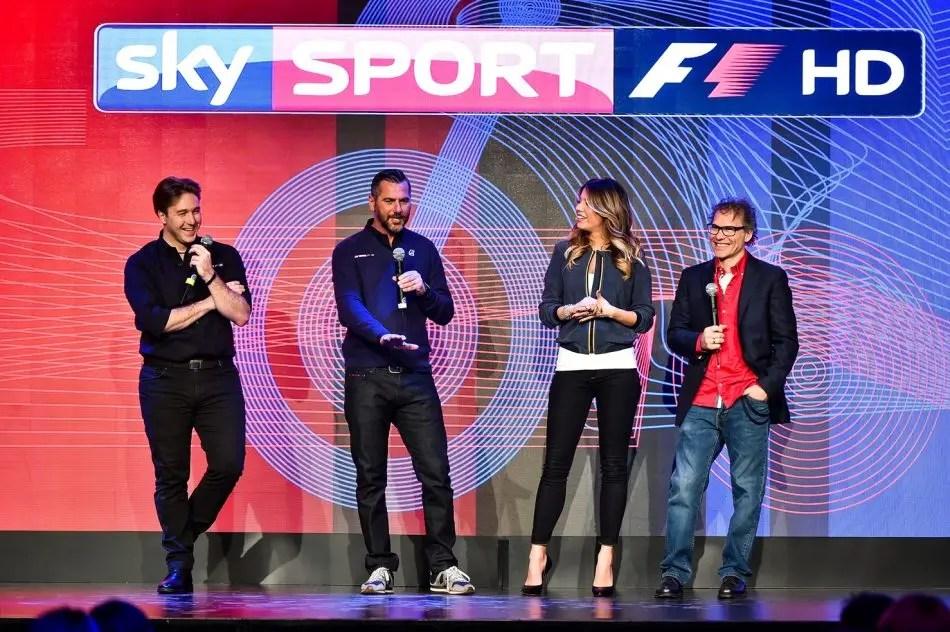 Sky Sport, tutti i GP di Formula 1 e MotoGP in diretta