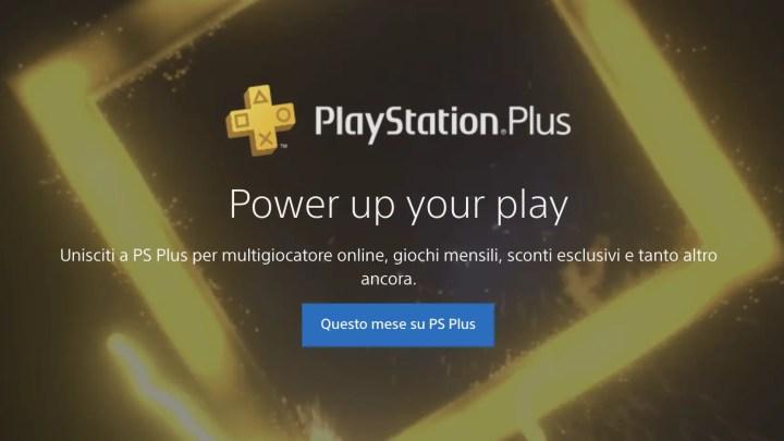 PS Plus, dal 2019 stop ai giochi gratuiti su PS3 e PS Vita